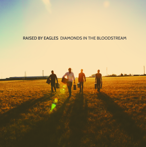 raised by eagles diamonds in the bloodstream