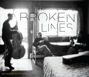 rubber knife band broken lines