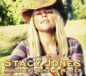 stacy jones whiskey wine & water