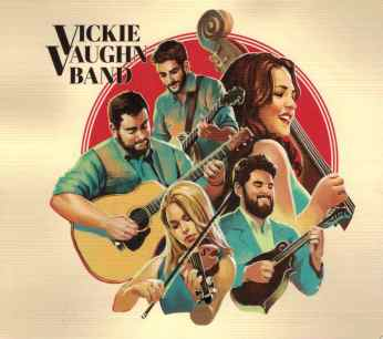 vickie vaughn band album cover