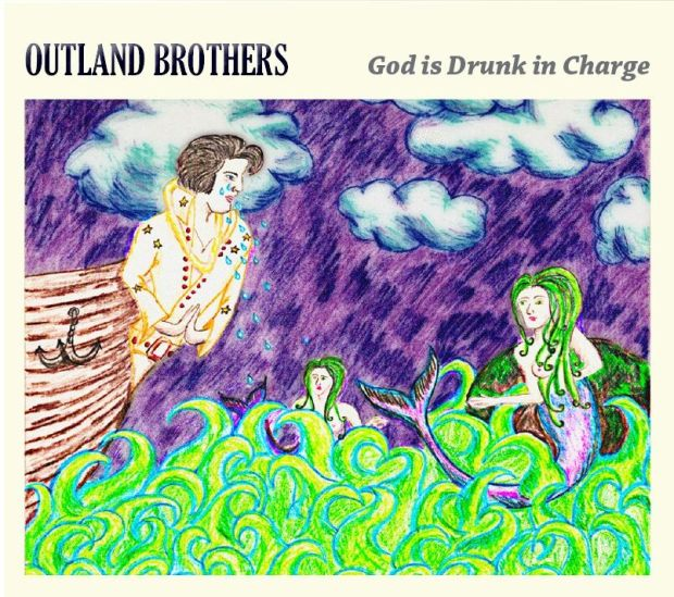 outland brothers album cover
