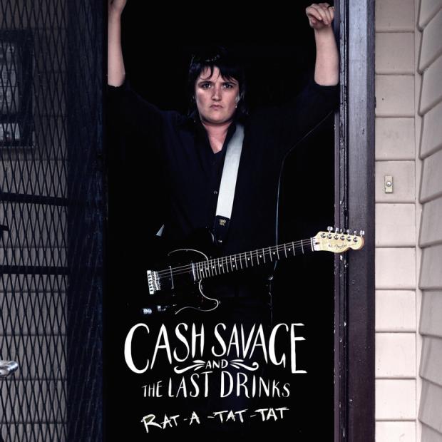 cash savage rat-a-tat-tat