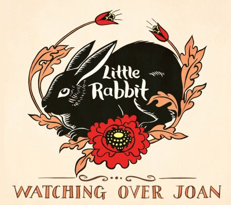 little rabbit watching over joan
