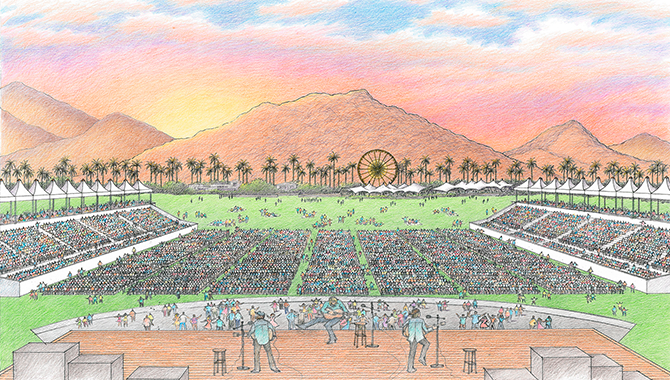 desert trip seating