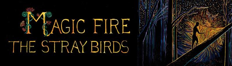 stray birds magic fire