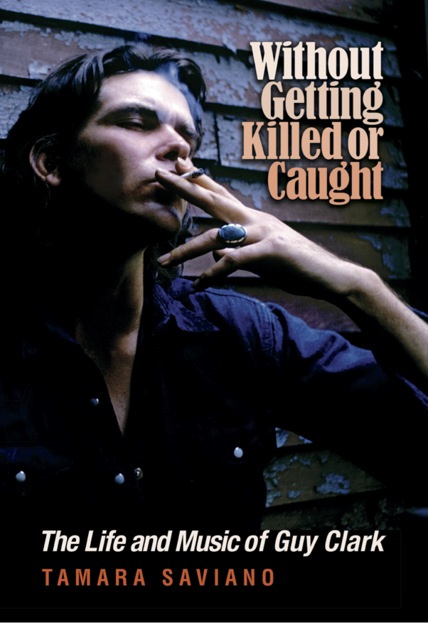 guy clark book cover